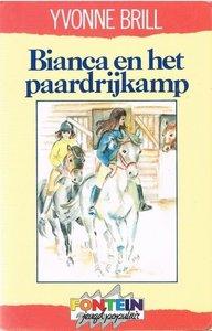 Bianca 10 - Bianca en het paardrijkamp - 2e-hands in goede staat