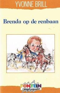 Brenda op de renbaan - 2e-hands in goede staat