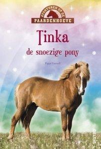 Avonturen op de Paardenhoeve - Tinka, de snoezige pony - Nieuwstaat
