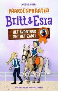 Britt & Esra 3 - Het avontuur met het zadel - Nieuwstaat