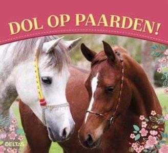 Dol op paarden! Tafelstaander - Nieuwstaat