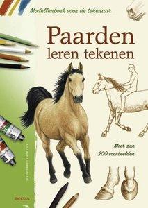 Paarden leren tekenen - 2de-Hands