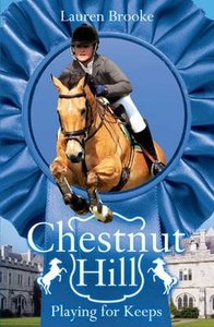 Chestnut Hill 4 - Playing for Keeps - 2e-hands in goede staat ( Lauren brooke )