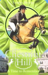 Chestnut Hill 8 - A Time to Remember - 2e-hands in goede staat ( Lauren Brooke )